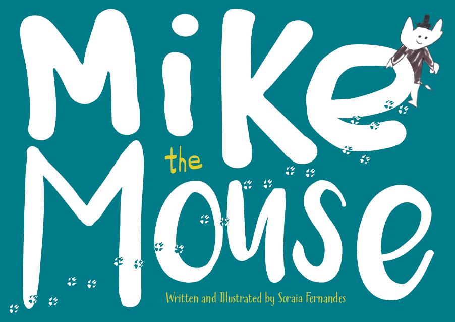 Mike the Mouse Cover